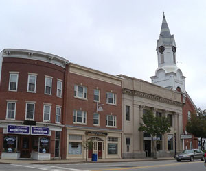 rochester Downtown