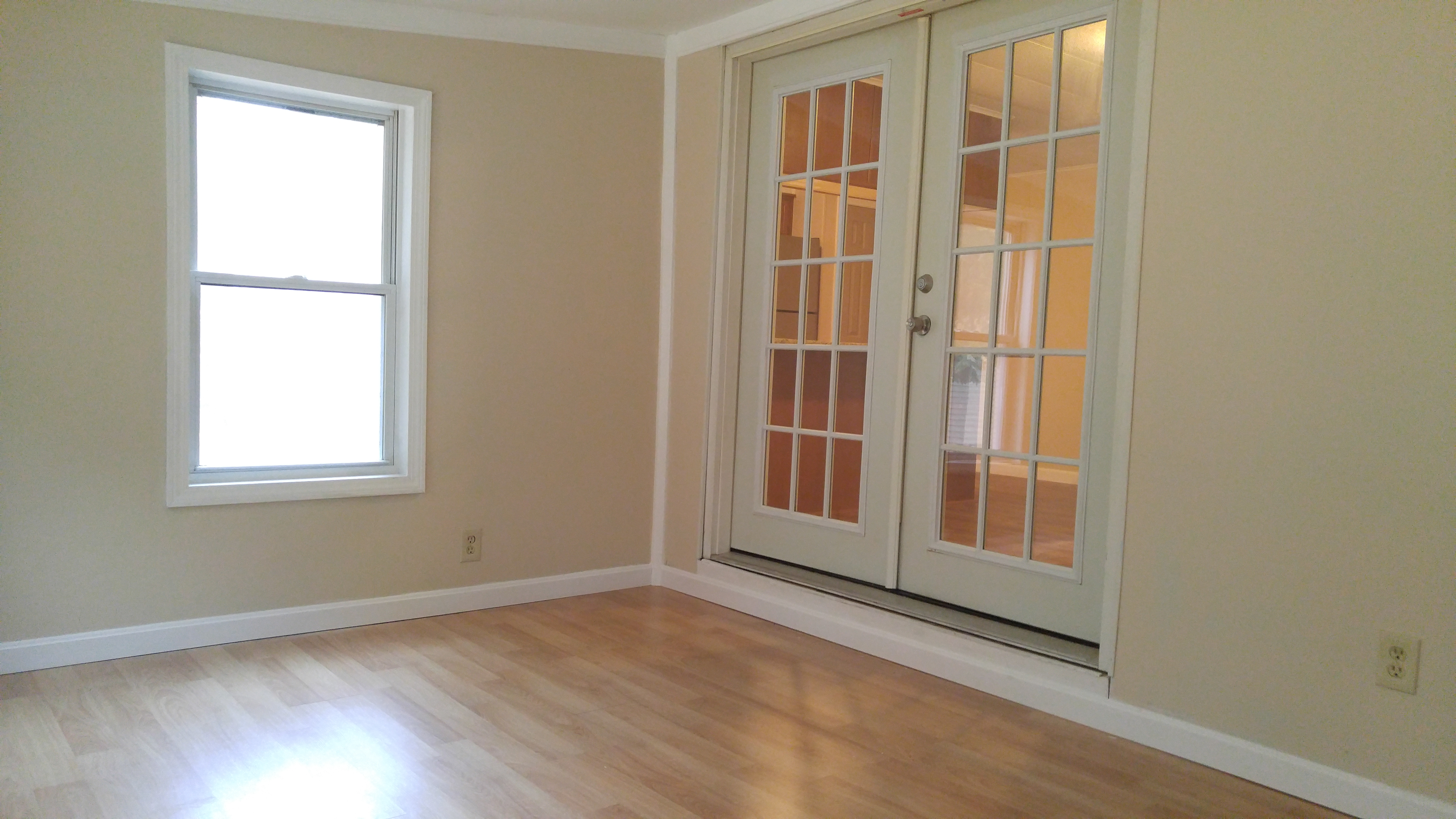 Back room french doors briar ridge estates for Back door french doors